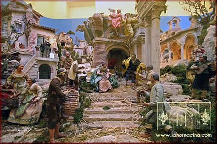 Curiosidades italia - Figuritas para el belen ...